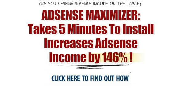 Adsense Maximizer